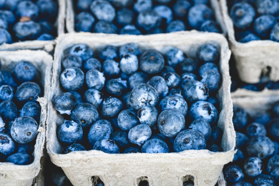 blueberries are superfood